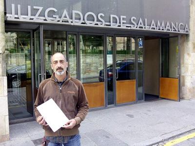 Javier Paz abusos Salamanca