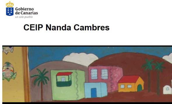 Colegio Nanda Cambres Canarias