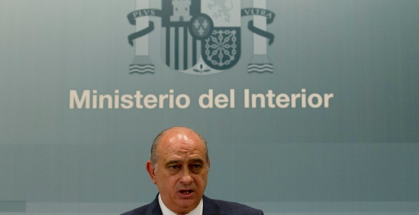 Jorge Fernández ministro Interior PP 2014