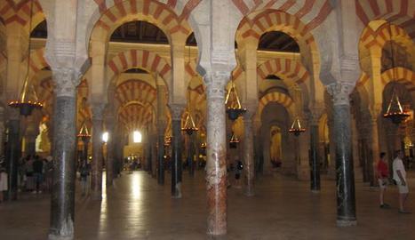 mezquita de Córdoba EP