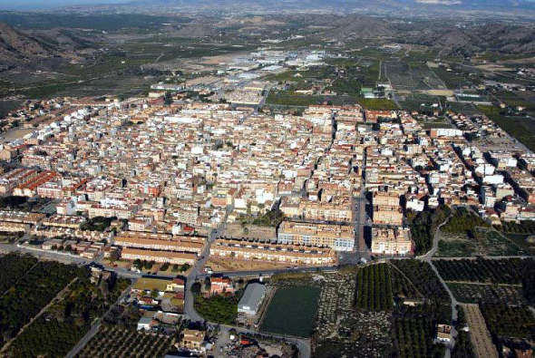 Santomera Murcia