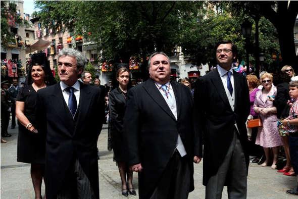 Autoridades Corpus Toledo 2014