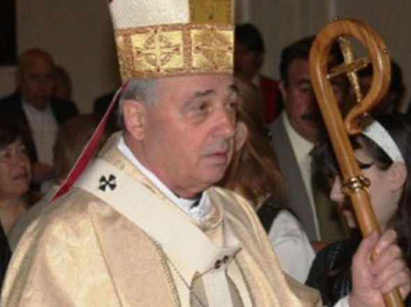 Garlatti arzobispo Bahia Blanca