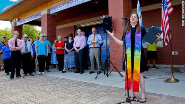 matrimonio homosxual presbiterianos USA 2014