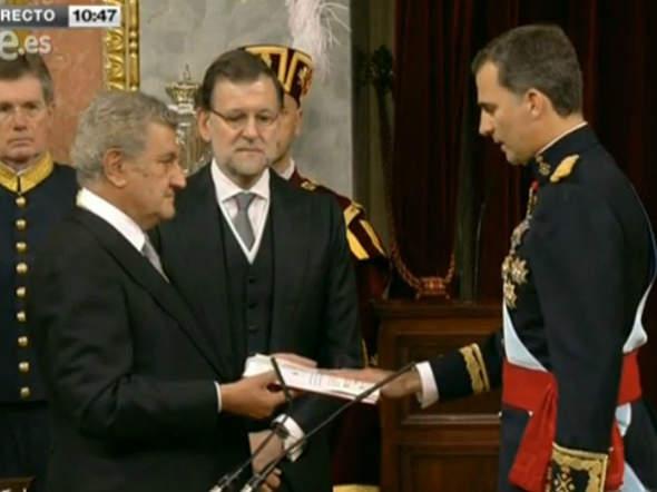 juramento Felipe VI