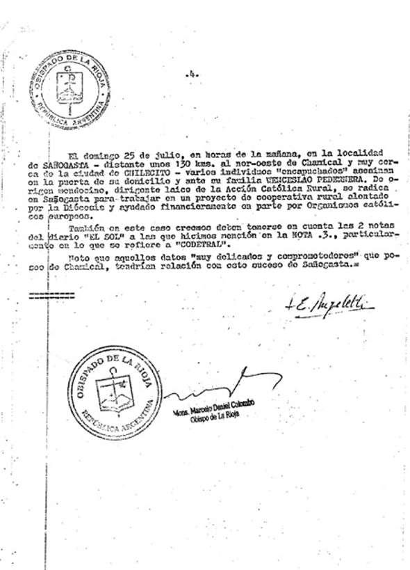 carta 1976 al Nuncio Argentina 3