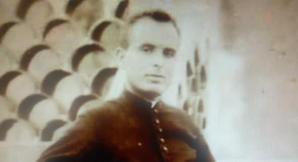 cura republicano Francisco Fernández