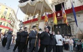 Corpus Mallorca 2014