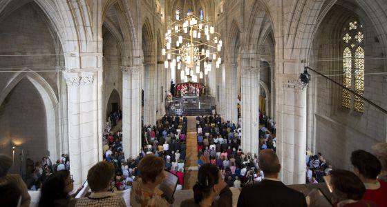 Misa Catedral Vitoria