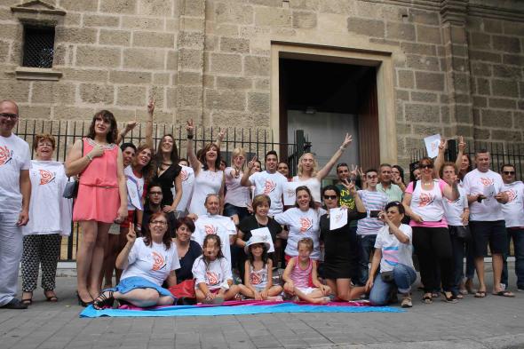 tramsexuales Parlamento Andalucía 2014
