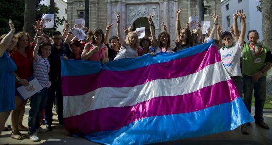 transexuales Parlamento Andalucía