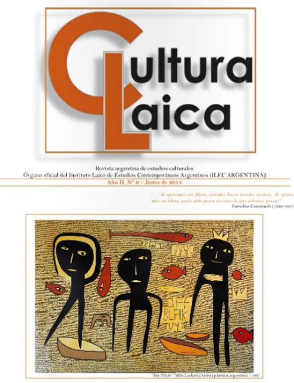 Cultura Laica 6 ILEC
