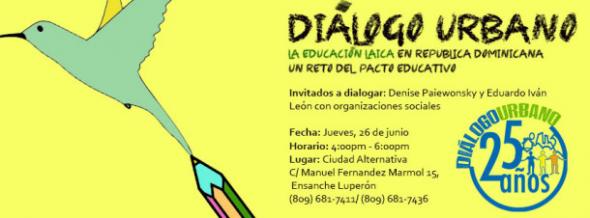 Dialogo urbano R Dominicana