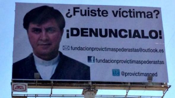 Córdoba Bautista sacerdote abusos México 2014