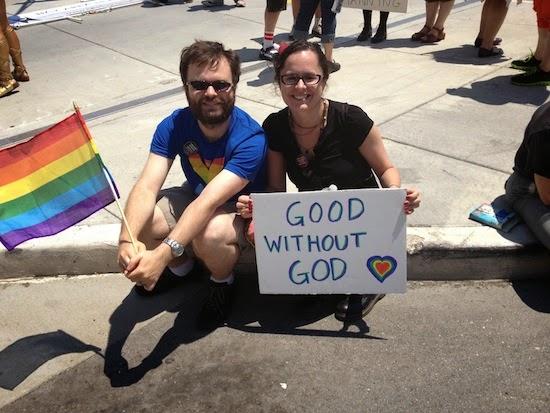 orgullo gay San Francisco 2013 ateos