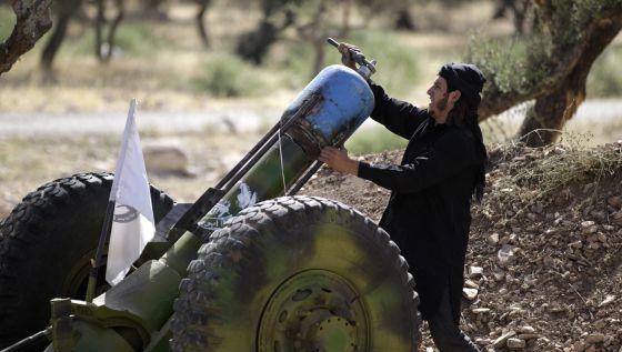 rebeldes sirios 2014
