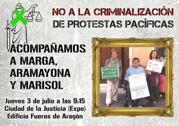 Antonio Aramayona a juicio