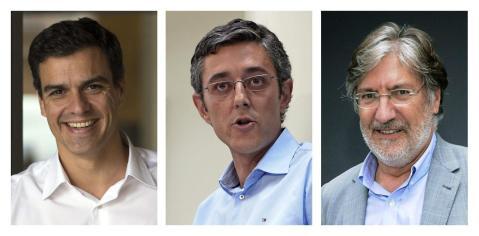 candidatos PSOE 2014