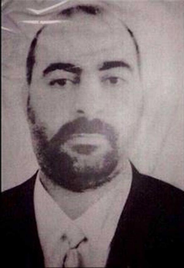 Baghdadi califa 2014