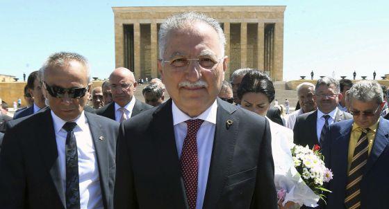 Ekmeleddin Ihsanoglu Turquía 2014