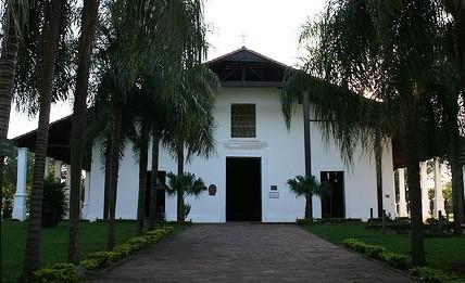 Iglesia de Yaguarón Paraguay