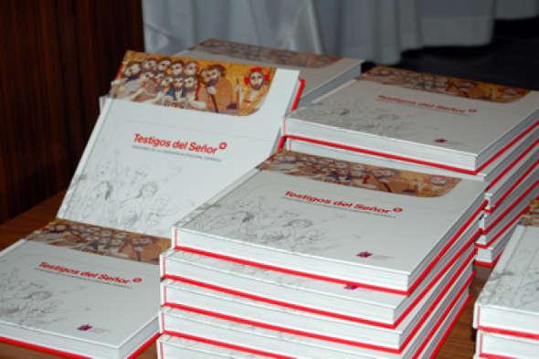 catecismo  adolescentes Testigos del Señor 2014