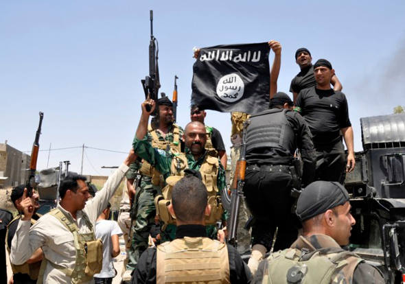 califato Irak 2014