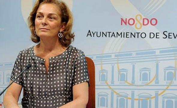 Dolores Pablo concejala Familia Sevilla 2014