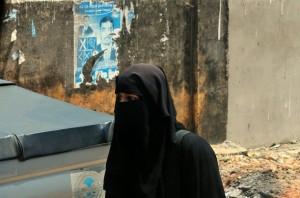 musulmana niqab