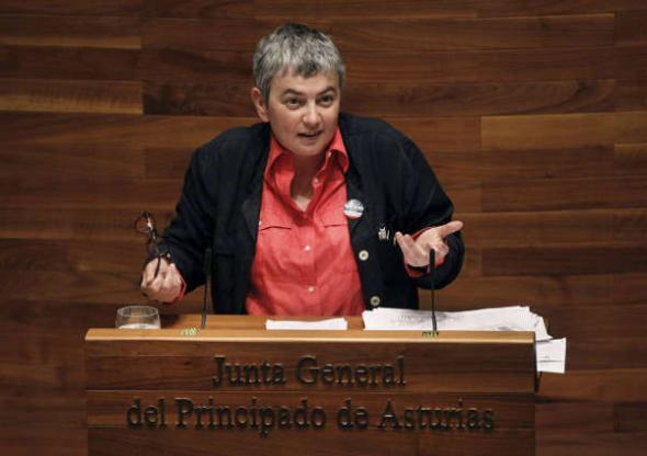 Consejera Educación Asturias 2014