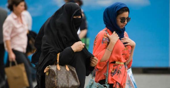 musulmanas con velo