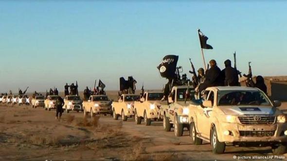 Irak milicias ISIS