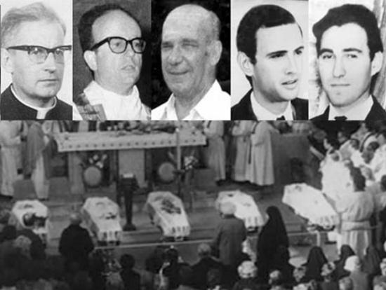 masacre de san patricio dictadura argentina 1976