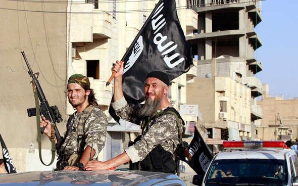 Estado islamico califato Irak 2014
