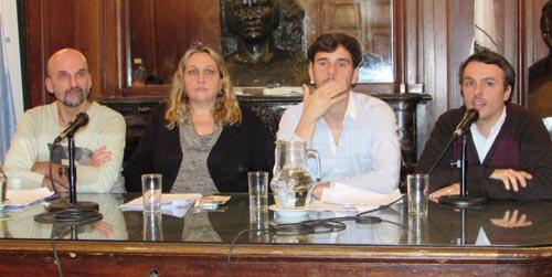 panel LGBT Argentina