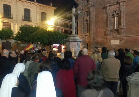 rosario por España