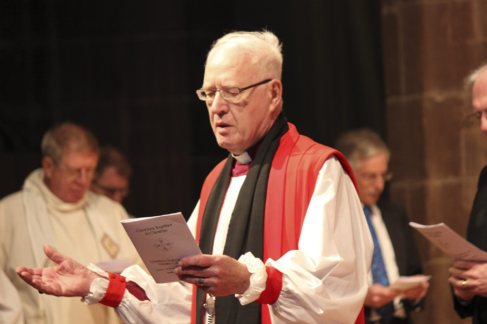 Carey pastor anglicano