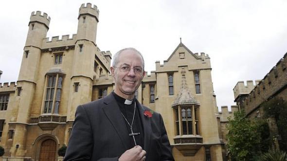 arzobispo Canterbury Justin Welby