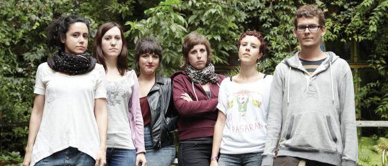 red feminista apoyo aborto Europa