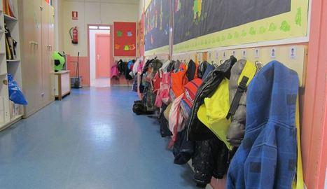 escuela pasillo