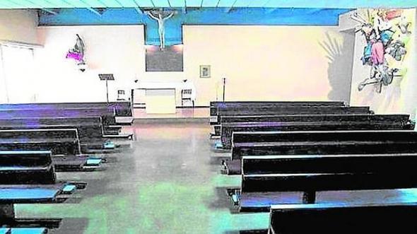 capilla Complutense F Geografía