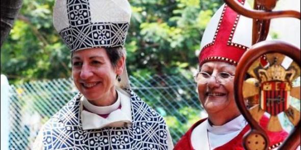 mujeres obispas anglicanas
