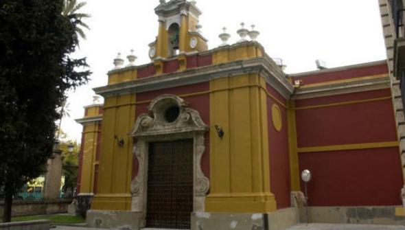Capilla universitaria Sevilla