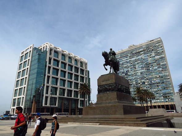 Sede presidencia Uruguay
