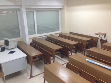 Aula propuesta capilla Complutense 2014