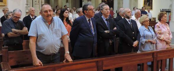 misa homenaje golpe miliatr 18 julio en 2014