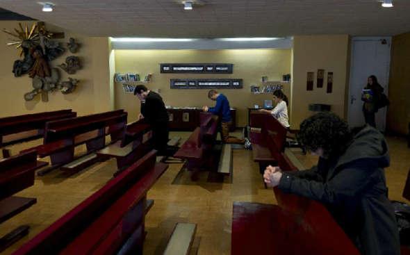capilla Historia Complutense
