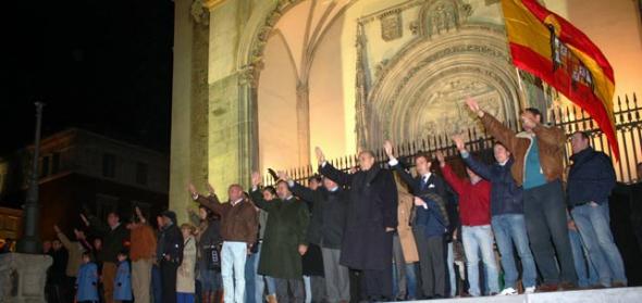 misa franquismo Jerónimos de Madrid