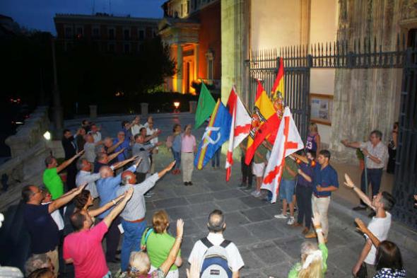 misa 18 julio Jeronimos 2014