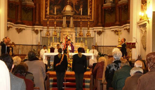 misa a Franco 2012